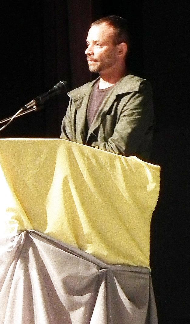 Samuel Bogár rozpráva o svojom živote často.