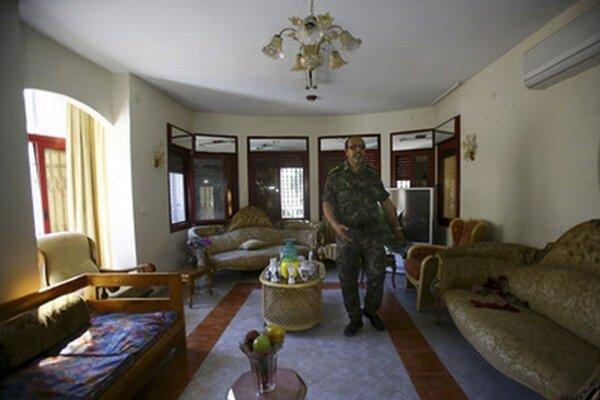 Abbásova rezidencia v Gaze.