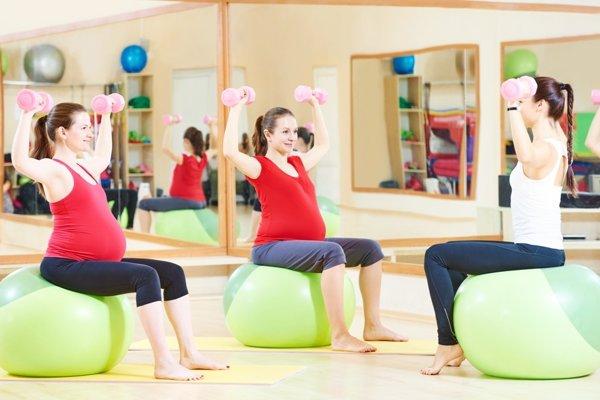 Športu sa pri štandardnom tehotenstve netreba báť.