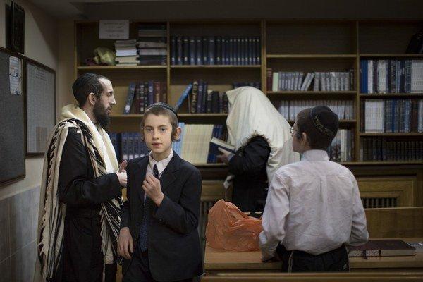 Ukrajina problém s antisemitizmom nemá, tvrdí židovská komunita na Ukrajine.