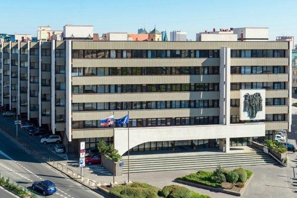 Budova Najvyššieho súdu SR. Košickej prokuratúre v nej vyhoveli.