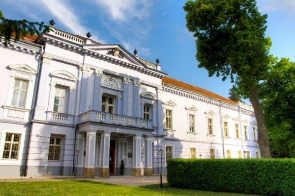 Podujatie Hortus musicus bude v Mojmírovskom kaštieli.