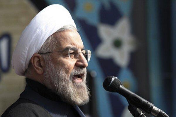 Hasan Rúhaní.