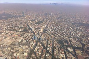 Energetické Mexico City.