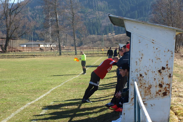 v Podturni strelili až jedenásť gólov.