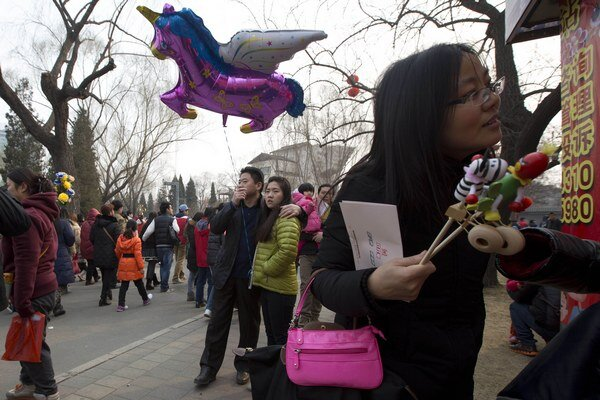 Nový rok volajú Číňania aj sviatky jari.
