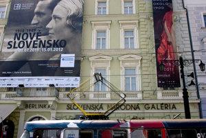 Umelci na Slovensku nemôžu od galérií čakať, že dostanú honorár.