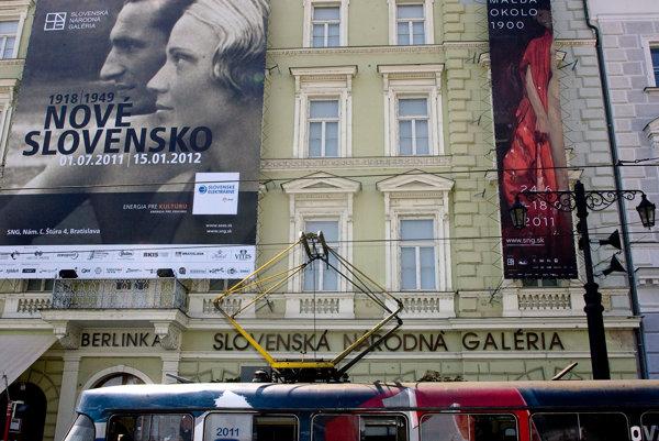 Slovenská národná galéria.