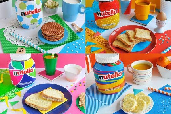 Nutella použila unikátny algoritmus. Ilustračné foto.
