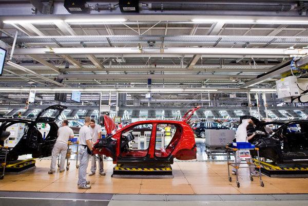 Štrajk vo Volkswagene vraj podporuje až polovica dotknutých zamestnancov, čo je zákonný limit na vyhlásenie štrajku.