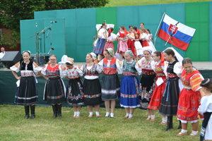 V našom kraji máme skvelých folkloristov.