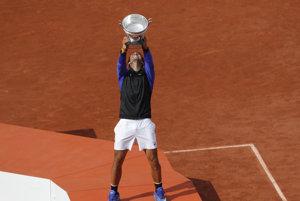 Legenda Roland Garros.
