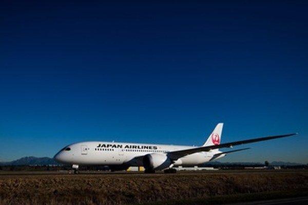 Boeing 787-800 Dreamliner.