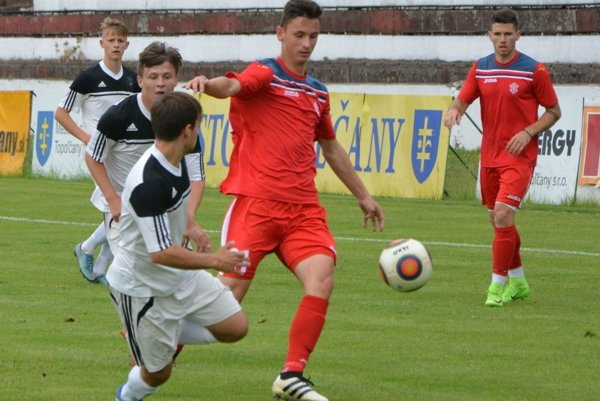 Topoľčany inkasovali až päť gólov.