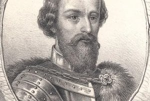Matúš Čák Trenčiansky.