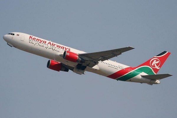 Boeing 767-300ER.