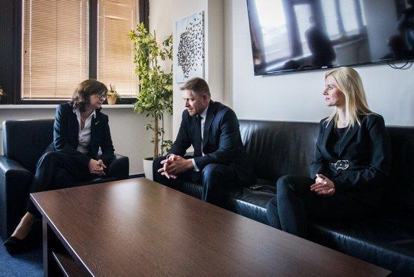 Ministerka spravodlivosti Lucia Žitňanská sa snaží odpolitizovať Súdnu radu už dlhodobo. Teraz jej to narúša Smer.