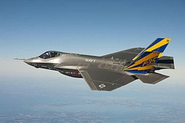 Lockheed Martin F-35 Lightning II.