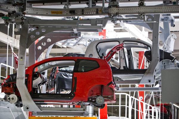 Ťahúňom slovenskej ekonomiky v roku 2018 bol automobilový priemysel.