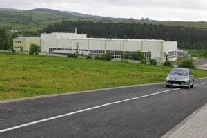 Hnedý priemyselný park v Levoči. Prichádza sem nový investor.