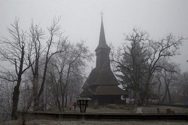 V Rumunsku je hmla.