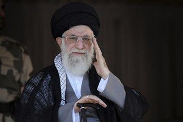 Ajatolláh Chameneí.