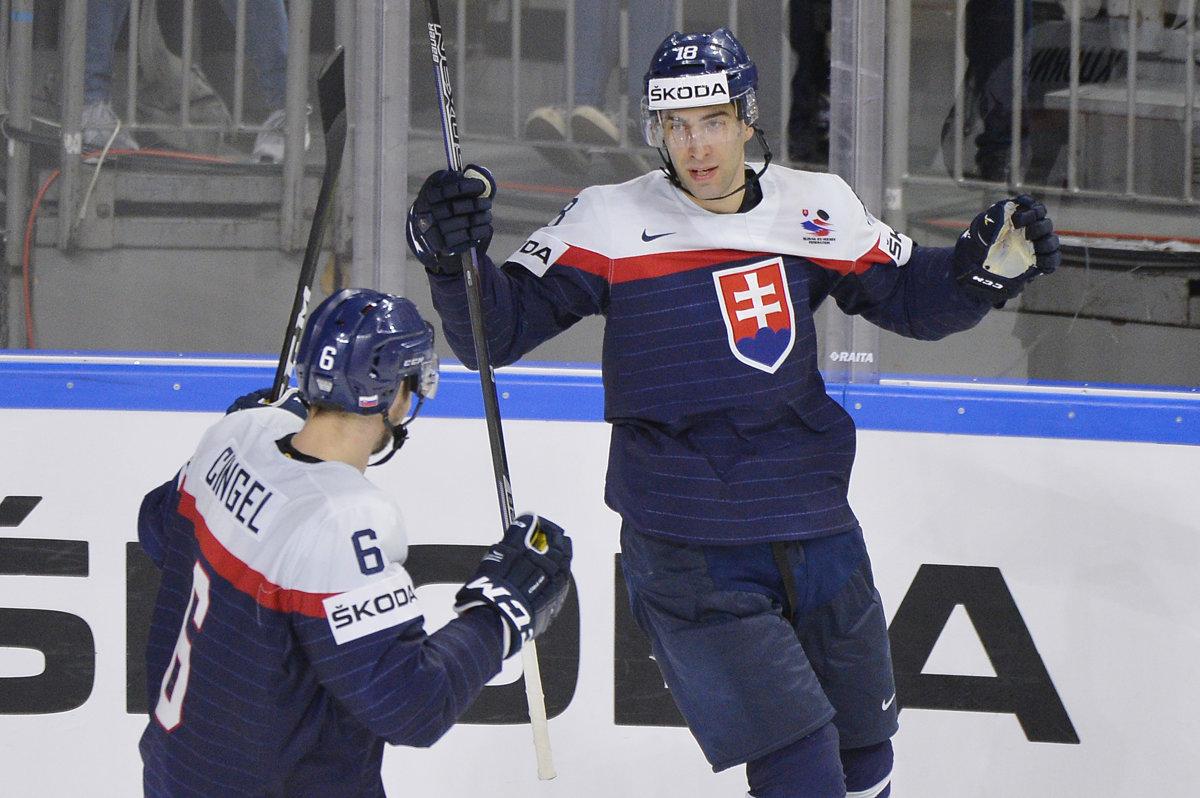 8388f7bdba480 Slovenská reprezentácia začne sezónu už v auguste - sport.sme.sk