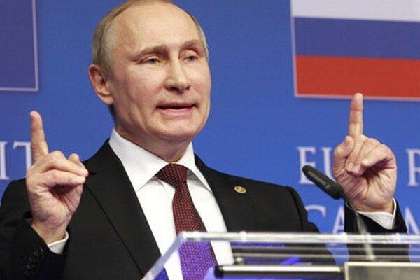 Vladimíra Putina raňajky nerozhodili.