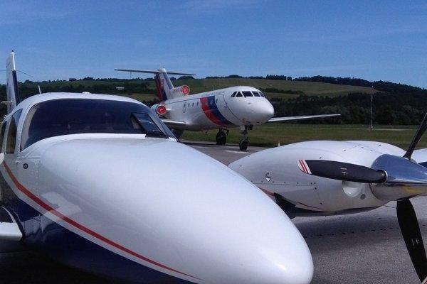 Letisko Žilina si trúfa na pravidelnú leteckú linku.