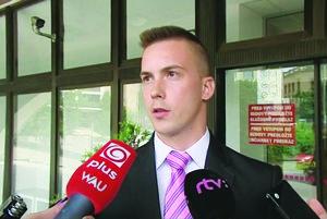 Matúš Dráč je späť. O nevinu bojoval policajt na súdoch, nakoniec ho oslobodili.