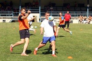 Futbalisti z Jelenca a blízkeho okolia si v sobotu zahrali na tradičnom Forgách Cupe.