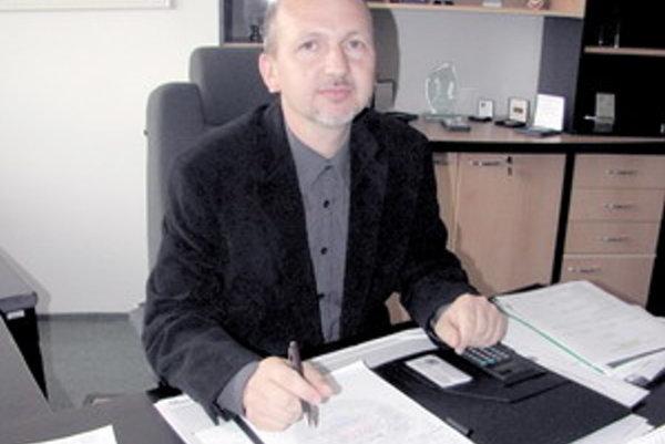 Štefan Čechovič.