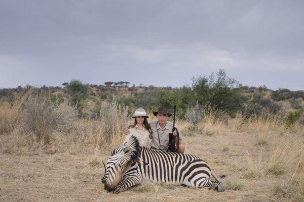 Zábava v Safari.