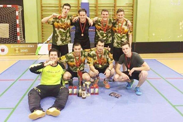 FBC Medvede, víťaz florbalového Red Cupu.