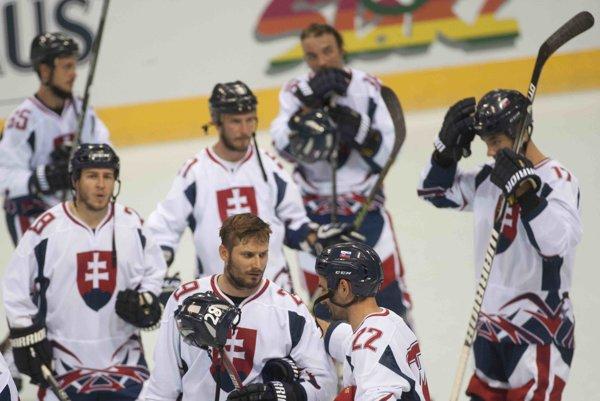 Slováci po piatkovej výhre nad Chorvátskom obsadili konečné piate miesto.