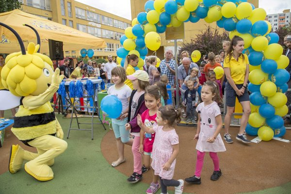 Ihrisko  Žihadielko slávnostne otvoria v sobotu na Jesenského ulici.
