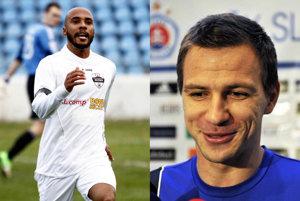 Brazílčan Cleber a Martin Dobrotka budú obliekať dres FC ViOn.