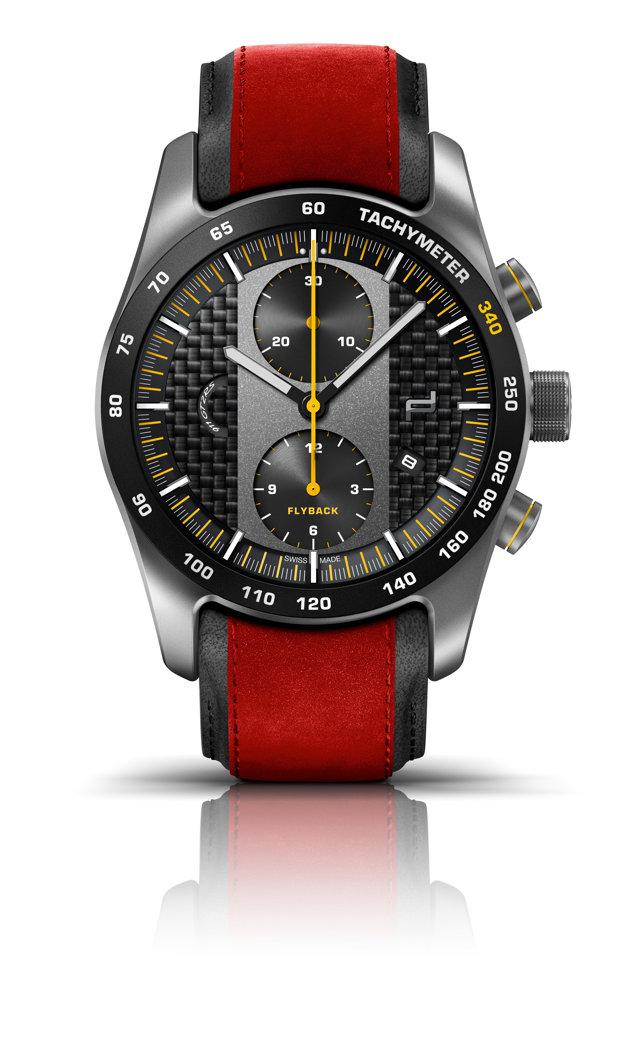 Exkluzívne hodinky budú určené iba pre majiteľov novej GT2 RS