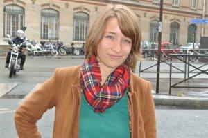 Charlotte založila firmu,  ktorá chce pracovať pre európske občianske iniciatívy.