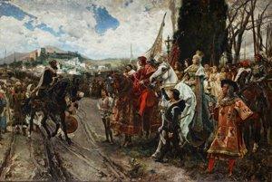 Kapitulácia Granady.