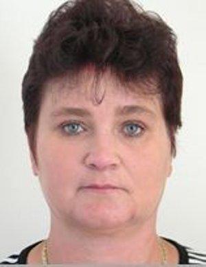 Nezvestná Ivana Haradzínová.