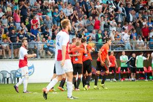 Ružomberčania domácu odvetu zvládli a už vo štvrtok nastúpia na prvý zápas druhého predkola.