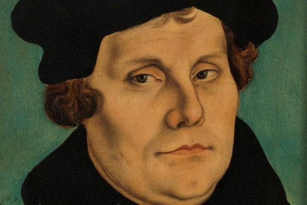 Doktor Martin Luther.