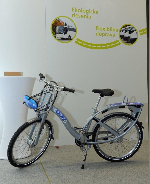 Arriva by mala požičiavať takéto bicykle.