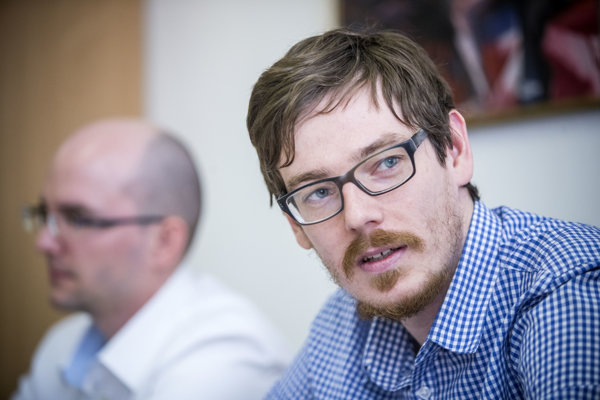 Michal Rehúš pôsobí v Inštitúte vzdelávacej politiky na Ministerstve školstva.