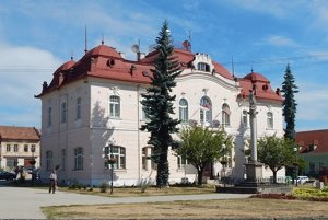 Nový dom kultúry bude napojený na budovu obecného úradu.