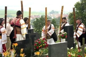 Každý rok sa fujaristi zúčastňujú pietnej spomienky na Jozefa Rybára pri jeho hrobe.