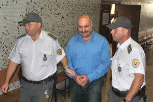 Mikuláš Vareha na košickom súde. Má tu ešte jeden neuzavretý prípad z minulosti.