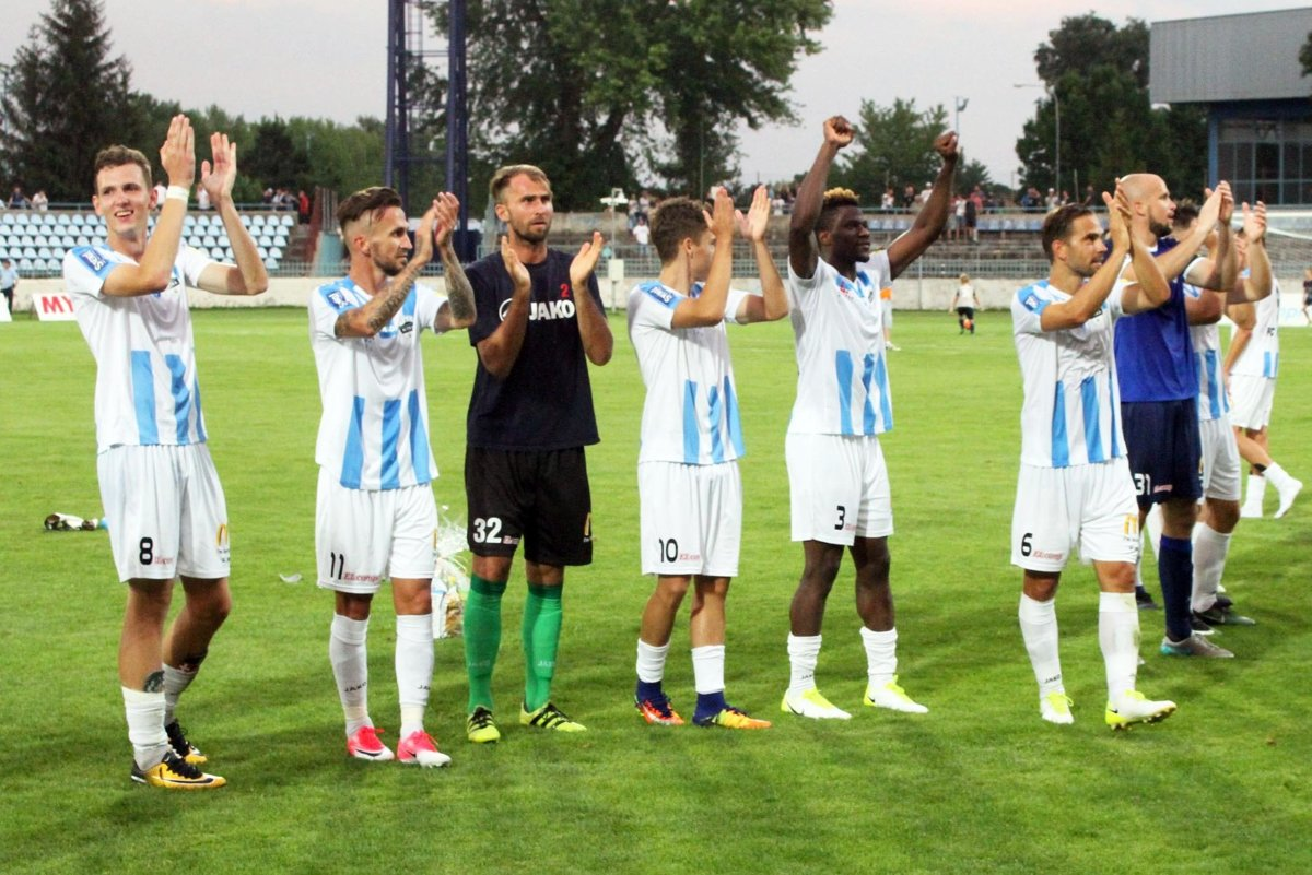 74a374609fd32 Fortuna liga FC Nitra doma zdolala MŠK Žilina 1:0 - SME | MY Nitra