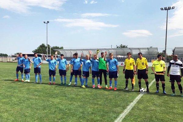 Juniori FC Nitra reprezentovali ZsFZ v Szombathely.